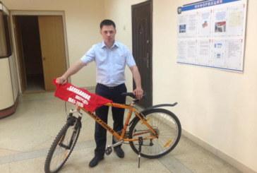 Глава администрации Павел Авеков к велопробегу готов , а вы?