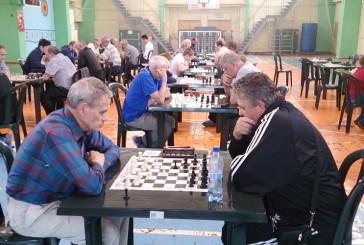 В Балабанове прошел Открытый городской шахматный турнир