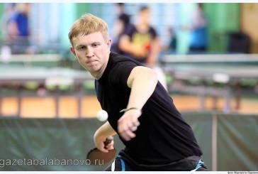 Городской открытый личный турнир по настольному теннису.  Балабаново, 7 июня 2015г.