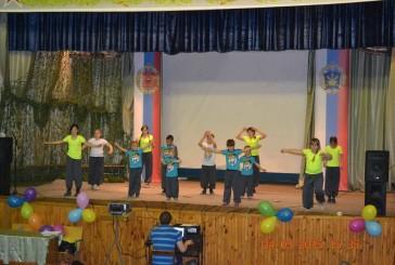 И волонтёры, и танцоры