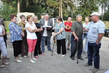 Одноэтажные дома на ул.Ворошилова планируют подключить к системе водоотведения