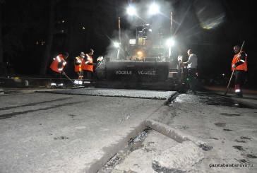 На ул.Московской ремонтируют асфальтовое покрытие