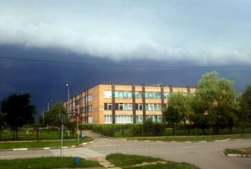 По данным Калужского ЦГМС  27 июля с сохранением до конца дня и ночью 28 июля по Калужской области ожидается местами гроза, град и сильный дождь