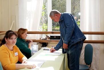 По данным избирательной комиссии Калужской области явка на 15.32 составила 24,23%