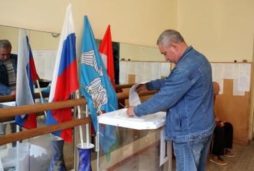 Выборы в Калужской области: явка избирателей по данным на 12.00 составила 14,55 процента