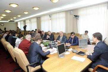 15 сентября в Калуге состоялась пресс-конференция, посвященная вопросам безопасности передающих радиотехнических объектов для здоровья жителей области