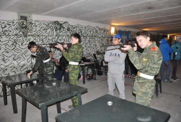 31 октября в тире школы № 2 г.Балабаново прошёл турнир по стрельбе из пневматической винтовки на приз главы администрации города