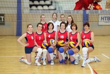 Женская волейбольная команда г.Балабаново в 13-й раз выиграла чемпионат Калужской области