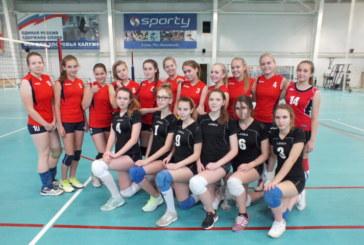 Команда г.Балабаново завоевала серебро в Первенстве Калужской области по волейболу