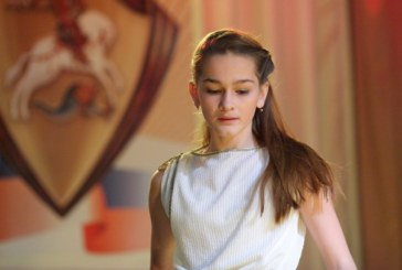 Солистка ансамбля «Веснушки» Кристина Светикова примет участие в пятнадцатых  Молодежных  Дельфийских играх