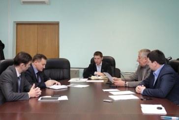 В администрации г.Балабаново прошло рабочее совещание по вопросам электроснабжения города