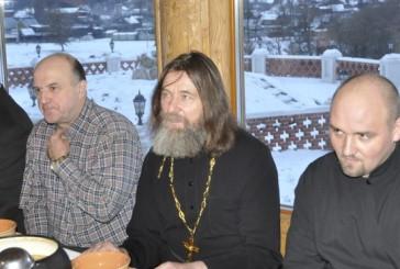 3 декабря Боровский район посетил всемирно известный путешественник Фёдор Конюхов.