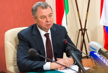 Анатолий Артамонов:  «У экономики региона есть достаточный запас прочности для решения всех поставленных задач»