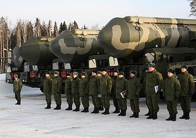Ветераны РВСН обустраиваются