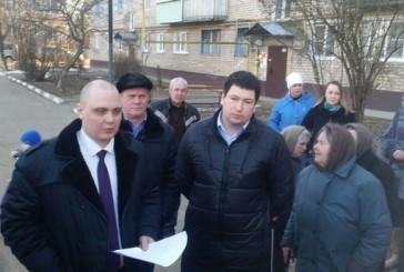 21 марта на улице Коммунальной в Балабанове состоялась встреча жителей с представителями власти и коммунальных служб