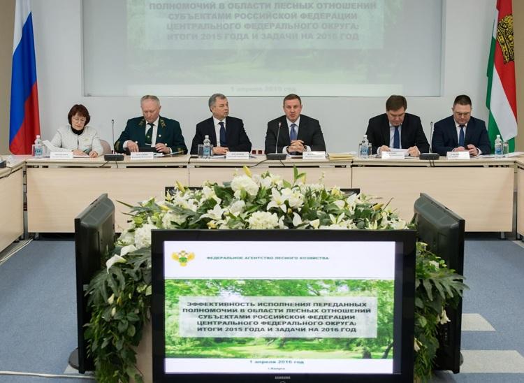 Иван Валентик:  «В рейтинге регионов ЦФО Калужская  область входит в число лидеров по осуществлению государственного лесного надзора»