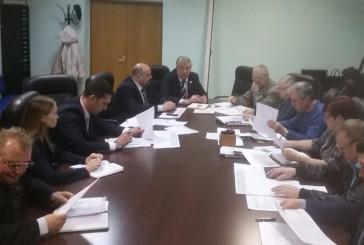 На заседании комиссии Городской Думы по горхозяйству обсудили вопросы концессии и реконструкции недостроенного дома на ул.Боровской