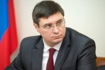 Заместитель губернатора области Александр Авдеев принял участие в форуме «Кандидат»