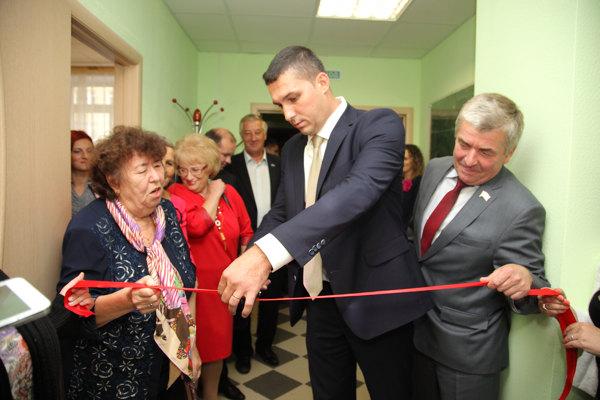 Открытие музея города Балабаново