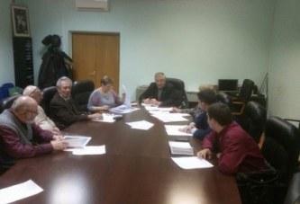Сегодня состоялось первое заседание оргкомитета по подготовке к празднованию 45-летия нашего города