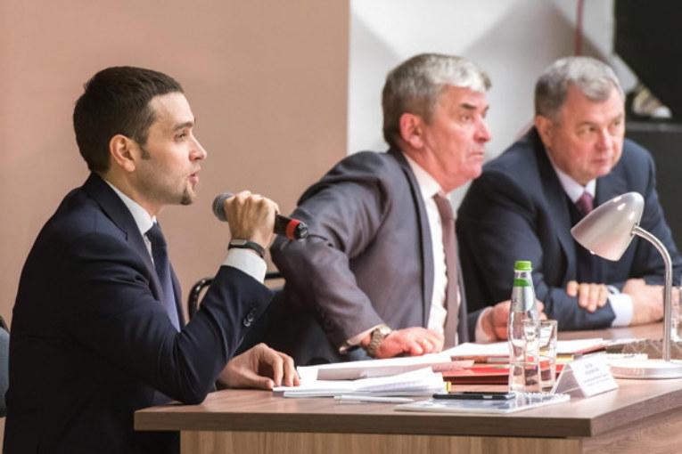 Анатолий Артамонов: «Боровский район – флагман нашей области во всех отношениях. Рассчитываем, что он таким и останется»