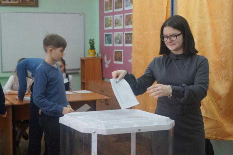 Выборы – дело молодых