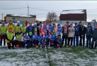 Юношеская команда ФК «Балабаново» стала победителем турнира в Совьяках
