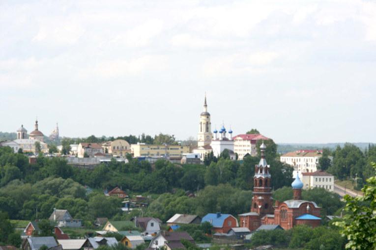 Город с историей