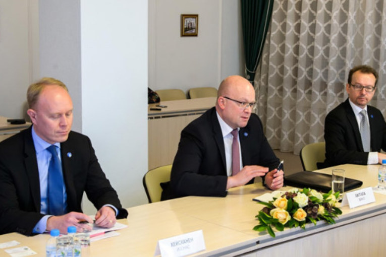 Калужская область расширяет сферы сотрудничества с Финляндией
