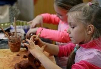 СРЦН «Ориентир» объявляет набор детей в группу обучающей мастерской «Глиняная игрушка»