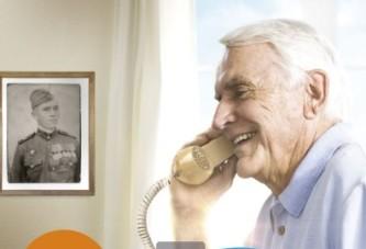 В честь Дня Победы звонки и телеграммы однополчанам – бесплатно