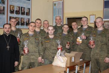 Пасхальный концерт для военнослужащих