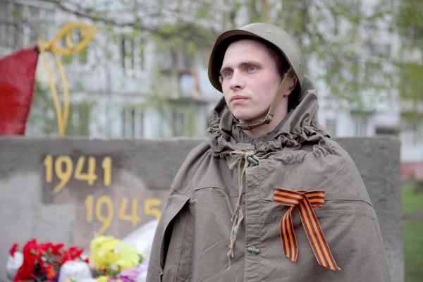 В День Победы