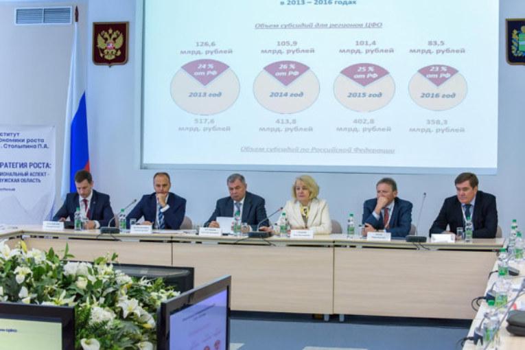 В Калуге обсудили перспективы стратегии роста экономики страны