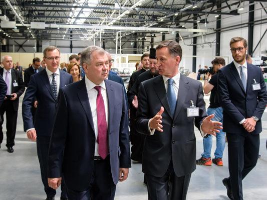 В Обнинске открыт завод по производству упаковки для фармацевтической и косметической продукции