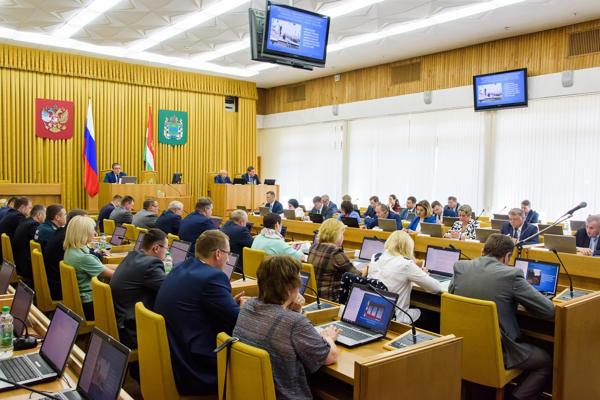 Правительство области рассмотрело текущую ситуацию в регионе