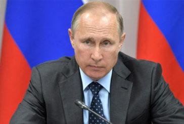 Владимир Путин произвел кадровые перестановки в Минюсте России