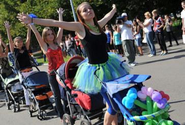 В Калуге пройдет парад колясок