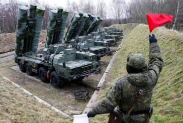 В Госдуму поступил протокол о единой системе ПВО России и Белоруссии