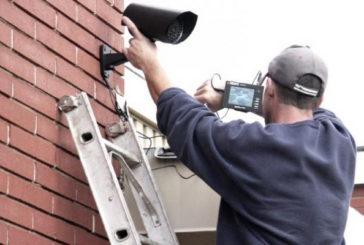 В Боровске за порядком в новом сквере будет следить система видеонаблюдения