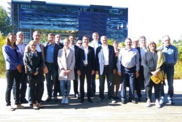 Калужская делегация продолжает деловые встречи в Монпелье
