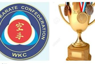 Каратисты из Балабанова стали призерами кубка Московского региона