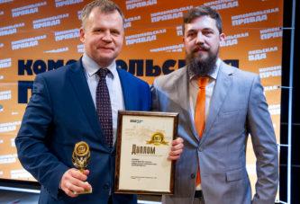 «Ростелеком» снова стал народным брендом в Калуге