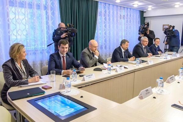 Калужская область и Франция подтвердили интерес к расширению сотрудничества