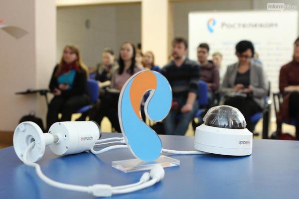 «Ростелеком» предлагает жителям Калужской области умные решения для видеонаблюдения внутри дома и за его пределами