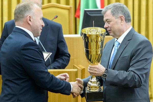 Правительство области подвело итоги спартакиады и сдачи норм ГТО