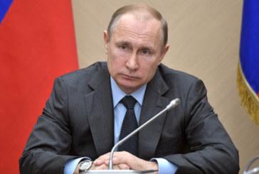 Путин провел первое совещание с новым правительством