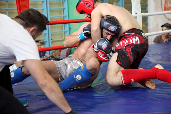 Спорт для настоящих мужчин