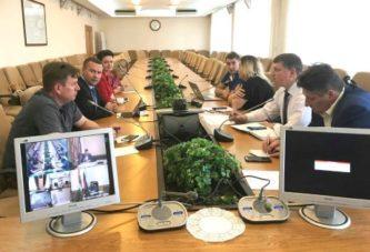 Управленцы города и области стали участниками программы «Развитие региональных команд»