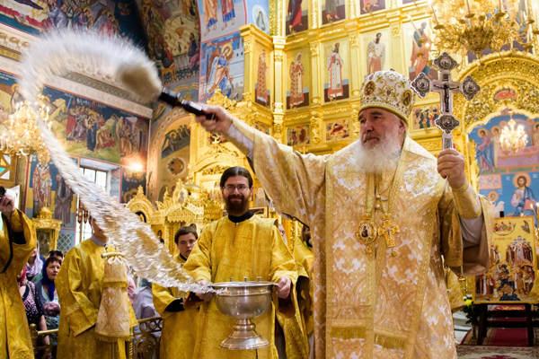 В Калужской области отметили 1030-летие Крещения Руси